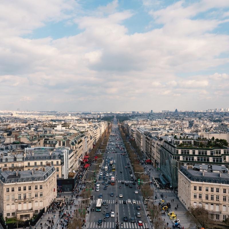 Appartamenti vicino del centro di parigi parigi for Appartamenti a parigi