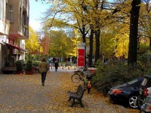 Autumn in Berlin by istela1
