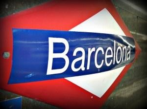 Barcelona Metro by papalars