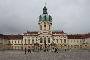Berlin Charlottenburg Palace by joseph a