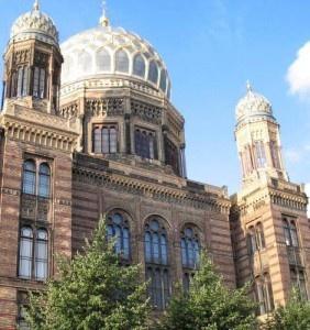 Berlin, New Synagogue - Centrum Judaicum by Mishkabear