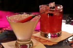 Cocktails at Lee Lounge by Renée S.Suen