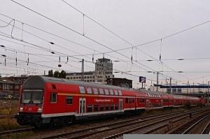 D DB Airport-Express Schönefeld Berlin 27-10-2012 by peters452002