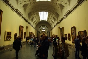 El Prado Museum, Madrid by Iker Merodio