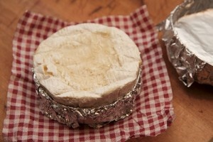 Le Rustique cheese fondue - sherry soaking by cookiepediachef