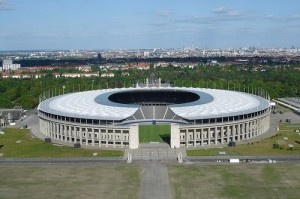 Olympic Stadium - Berlin by shafas