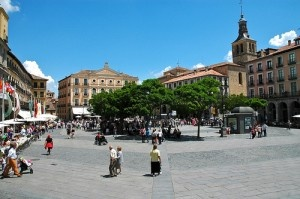 Plaza Mayor by sincretic
