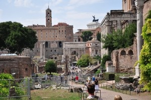 Roman-Forum-by-Francisco-Antunes