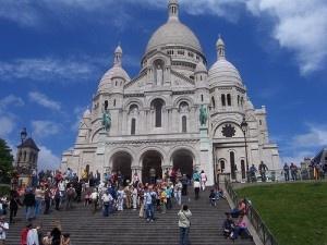 Sacré-Coeur by Abeeeer