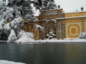 Winter in Florence by Matteo Bagnoli
