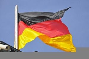 German Flag by caribb