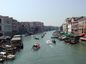 Grand Canal by Brian Marshall