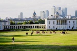 Greenwich Park by Visit Greenwich