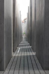 Holocaust Memorial, Berlin by Paul Graham Raven