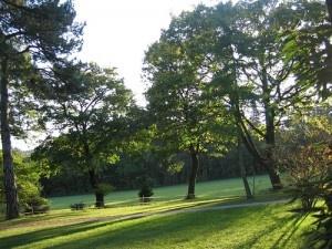 Lainzer Tiergarten Vienna Hermesvilla Garden by Wien-Vienna