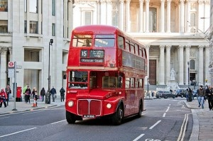 London bus by Ingy The Wingy