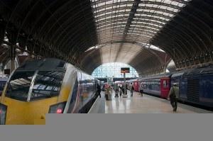 London train by jimmyharris