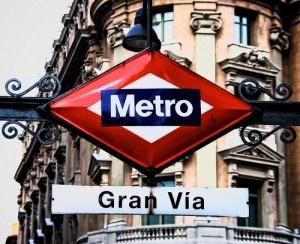 Madrid Metro - Gran Via by Jim Nix Nomadic Pursuits