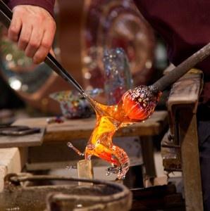 Making a Glass Horse by ahisgett