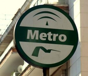 Metro, Sevilla - Séville, Logo by blafond