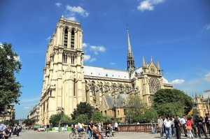 Notre Dame by faungg