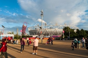 Olympic Park by houghtonbirds