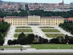 Schönbrunn Palace by Tjflex2