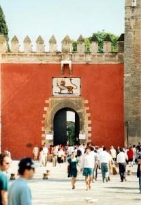 Seville, Easter 1995