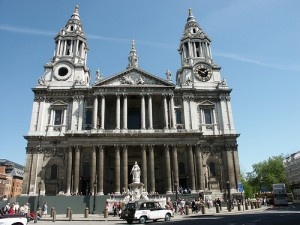 St Paul's Cathedral by Olivier Bruchez