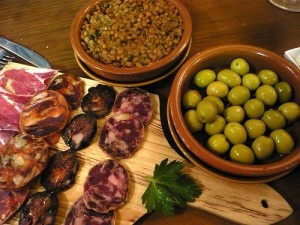Tapas by WordRidden