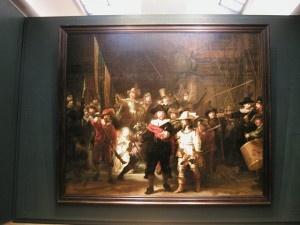 The Nightwatch Rembrandt- jnkypt