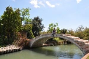 Torcello - Ponte del Diavolo by J.Beddoe