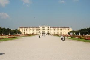 Vienna Summer Palace by jula julz