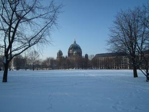 Winter in Berlin by Oszedo
