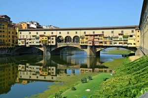 Ponte Vecchio, Florence, Italy by blmiers2