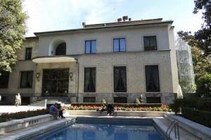 Villa Necchi Campiglio by alberto da siena