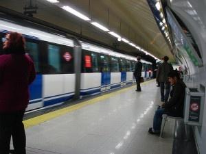 metro de Madrid by vladimix
