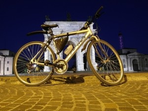 Milan bike by Italy Chronicles Photos