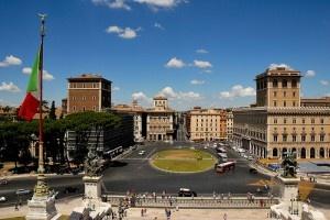 Piazza Venezia by gabbry08