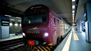 Malpensa Express by macglee