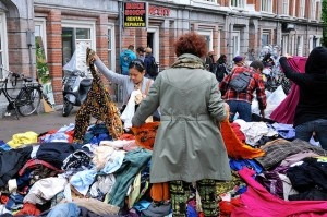 Faire du shopping à Amsterdam