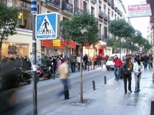 Ir de shopping en Madrid
