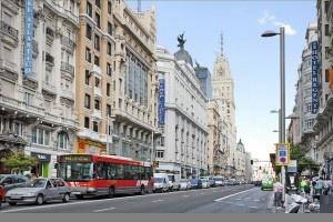 Fare shopping a Madrid