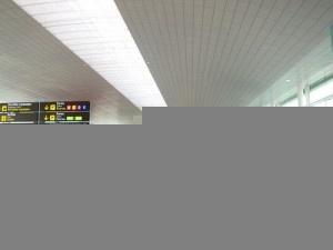 Barcelona Airport by shin-k