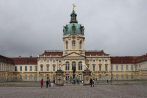Berlin Charlottenburg Palace by joseph a