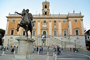 Capitoline Hill by archer1