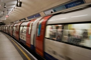 Charing Cross London Underground by Qsimple