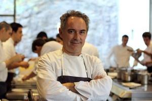 Chef Ferran Adrià by Renée S.Suen