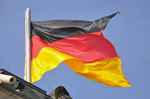 German Flag by caribb