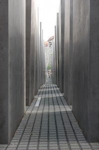 Holocaust Memorial, Berlin by Paul Graham Raven